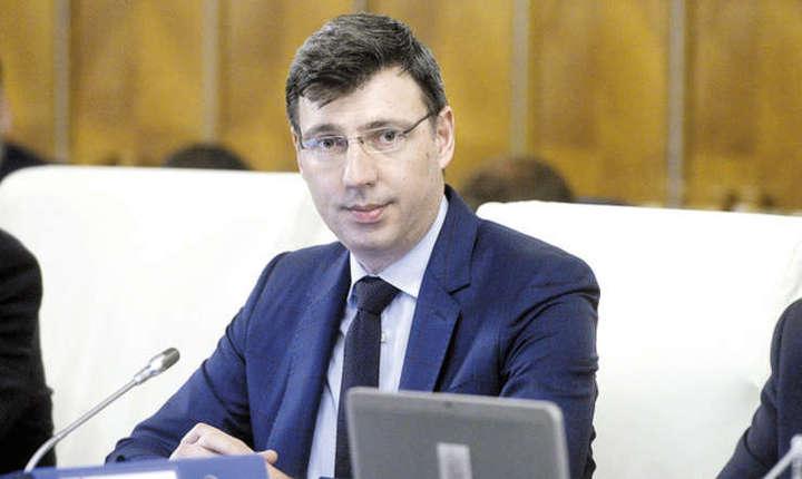 Ionuț Mișa este noul șef al Fiscului