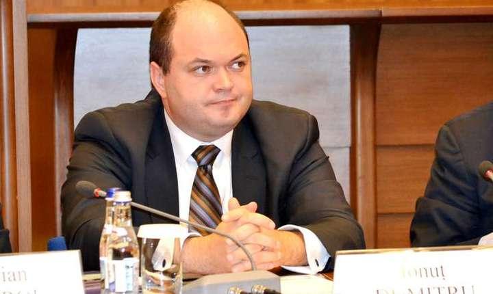 Preşedintele Consiliului Fiscal, Ionuţ Dumitru
