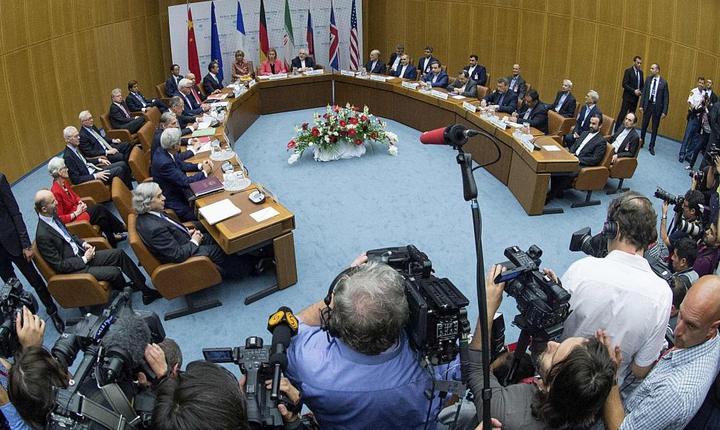 Acord intre marile puteri si Iran pe dosarul nuclear iranian