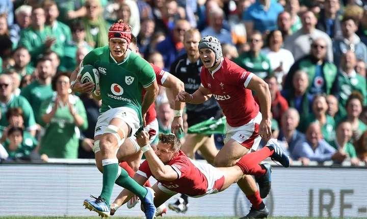 Irlanda 19 Țara Galilor 10