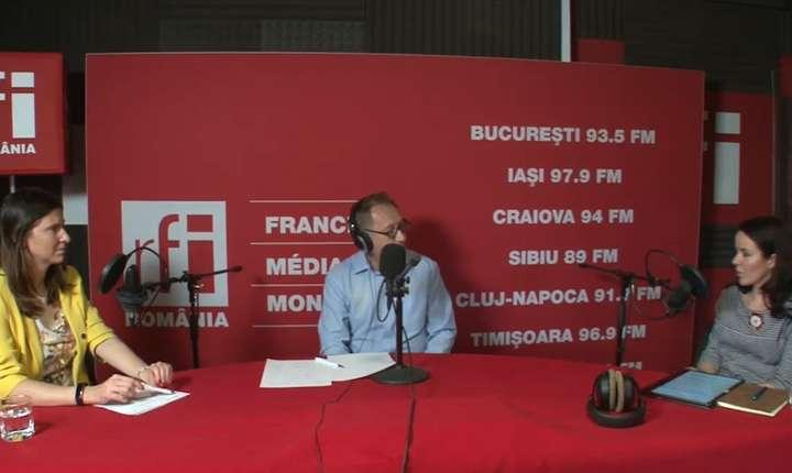 Iulia Borcăiaș, Constantin Rudniţchi si Andreea Moldoveanu