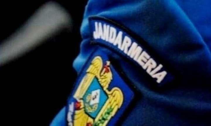 Jandarmeria, criticată după cazul din Topoloveni (Sursa foto: Facebook/Jandarmeria Română)