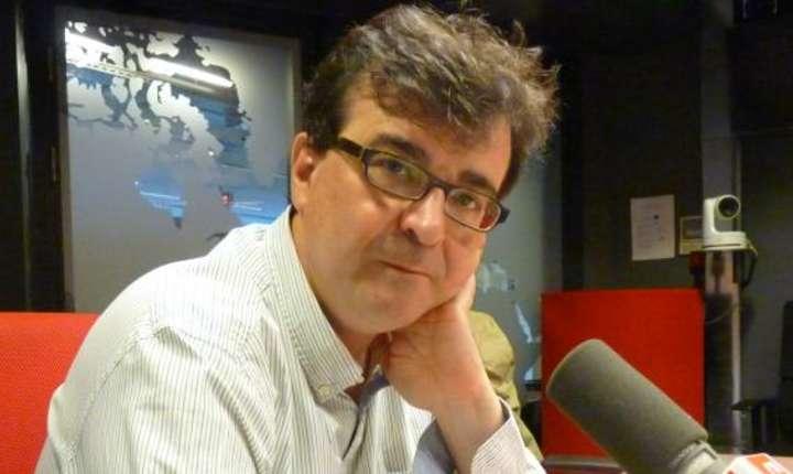 Scriitorul Javier Cercas