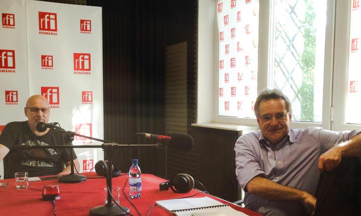 ES ambasadorul Frantei, Francois Saint-Paul invitatul lui Dan Schwartz la Ora de Jazz.