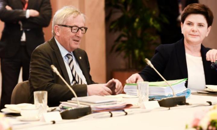 Juncker Szydlo