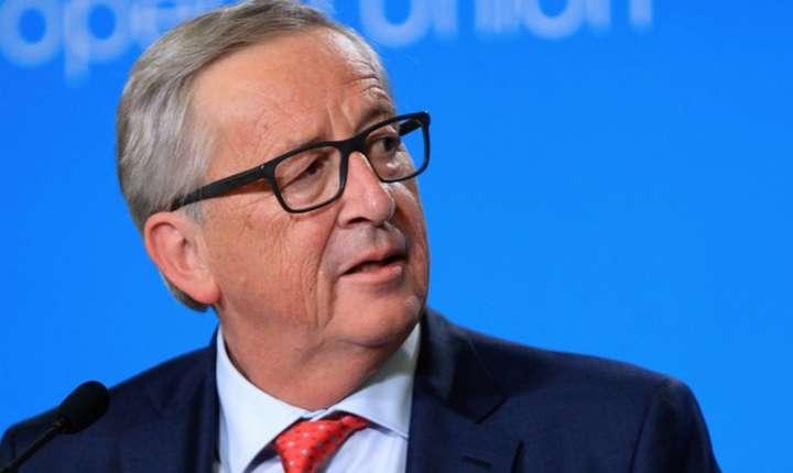 Jean-Claude Juncker, al treilea discurs despre starea Uniunii (Foto: AFP/Petras Malukas/arhivă)