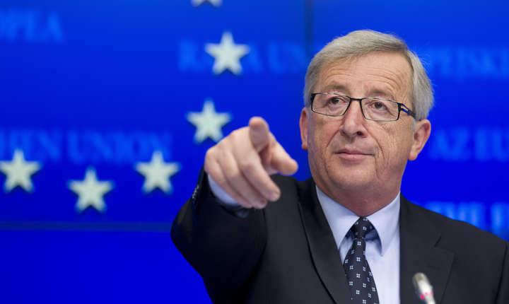Jean Claude Juncker, in vizita la Bucuresti