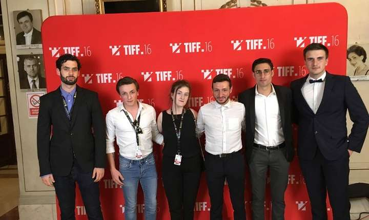 Juriul tinerilor francofoni, TIFF 2017