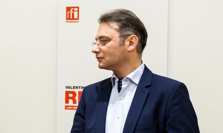 Luca Niculescu, propus ambasador la Paris