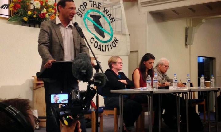Boris Kagarlițchi la Londra în august 2014