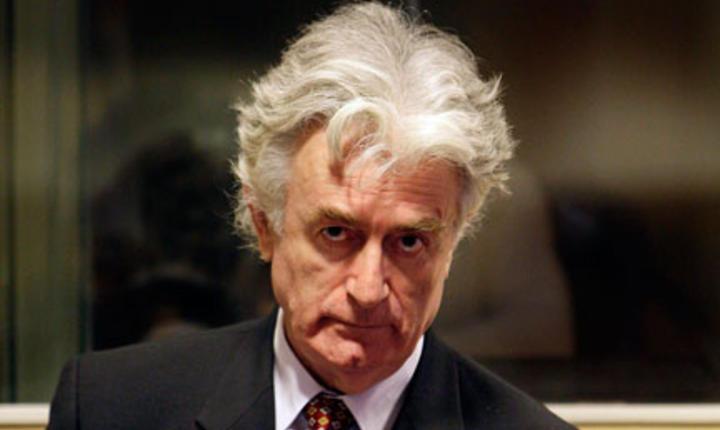 Radovan Karadzic, 40 de ani de închisoare pentru genocidul de la Srebrenica