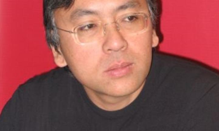 Scriitorul englez Kazuo Ishiguro
