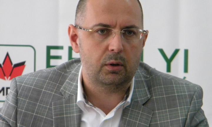 Liderul UDMR, Kelemen Hunor