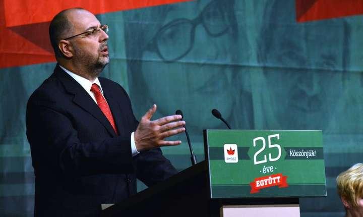 Kelemen Hunor: Referendumul nu a fost o prioritate pentru oameni (Sursa foto: site UDMR)