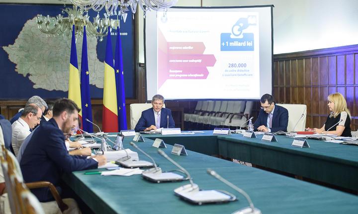 UDMR critică OUG privind alegerile în diaspora, propusă de Guvernul Cioloş (Foto: www.gov.ro)
