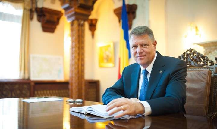 Președintele Klaus Iohannis cheamă miercuri partidele la consultări pe tema justiției
