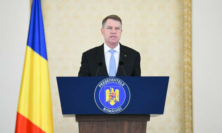 Preşedintele Klaus Iohannis: Aderarea României la Schengen este esenţială (Sursa foto: www.presidency.ro)