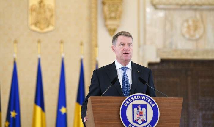 Preşedintele Klaus Iohannis contrează din nou Guvernul (Sursa foto: presidency.ro-arhivă)