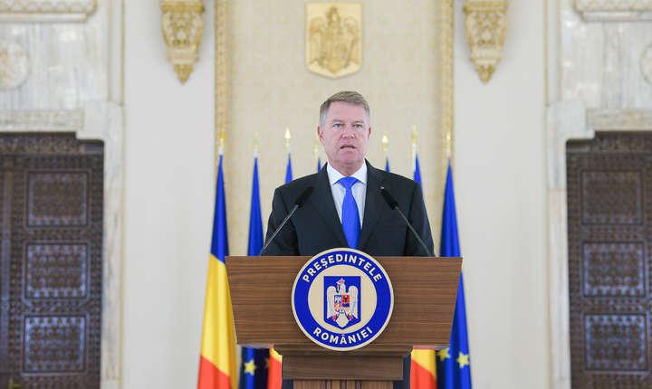 Klaus Iohannis vrea consultări cu Viorica Dăncilă pe tema comisarului european (Sursa foto: presidency.ro)