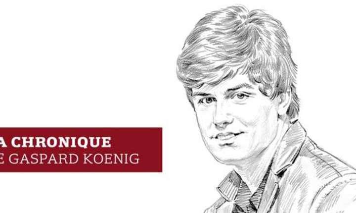Gaspard Koenig, filosof si scriitor, cronicar la Les Echos