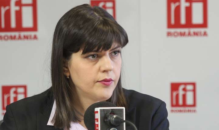 Șefa DNA, Laura Codruța Kovesi