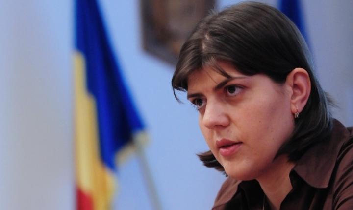 Șefa DNA, Laura Codruța Kovesi , situată pe locul 21 într-un top al personalităților care pot schimba Europa