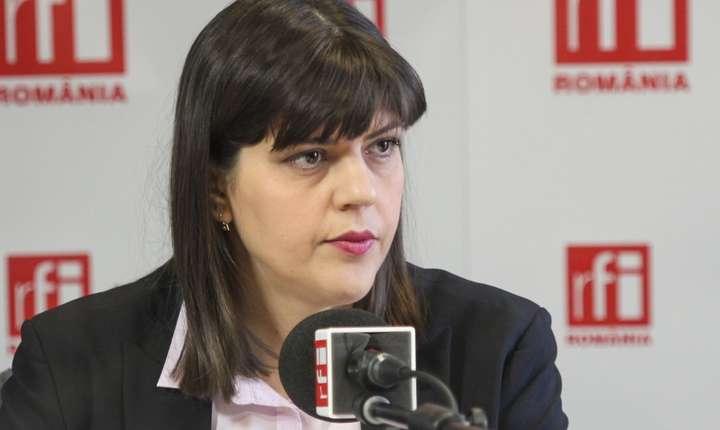 Laura Codruța Kovesi critică modificările propuse de Parlament la Codul de Procedură Penală (Foto: arhivă RFI)