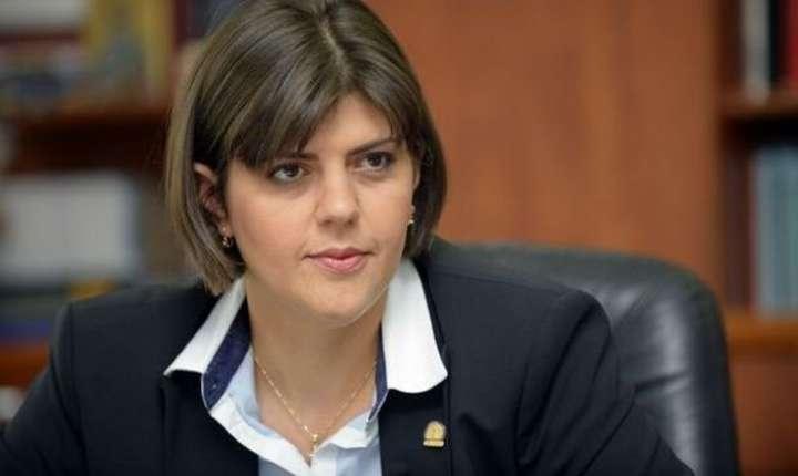 DNA sesizeaza Parchetul General in scandalul inregistrarilor cu Laura Codruta Kovesi