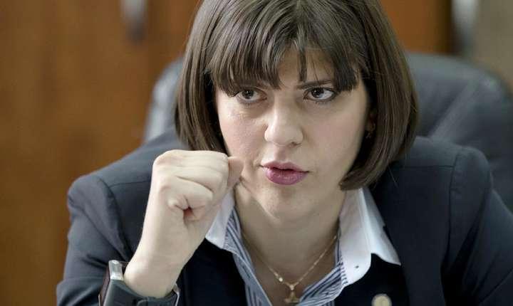 """Fostul procuror șef al DNA Laura Codruța Kovesi """"detona"""" în 2014 dosarul EADS"""