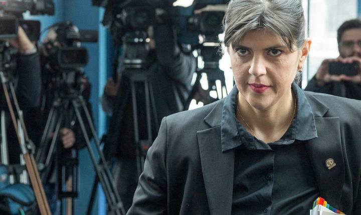 Fostul procuror șef al DNA Laura Codruţa Kovesi e pe lista scurtă a procurorilor care candidează pentru şefia Parchetului European