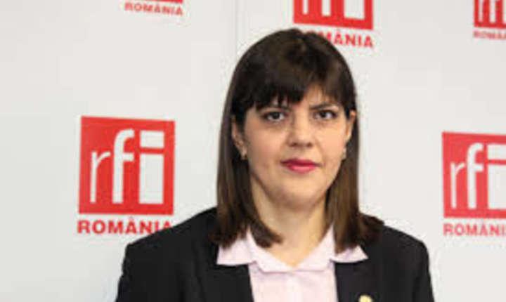 Fostul procuror șef al DNA, Laura Codruța Kovesi, s-a calificat prima pe lista scurtă a candidaților pentru funcția de procuror european șef