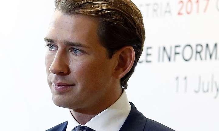 Sebastian Kurz, 31 de ani, liderul conservatorilor austrieci, ar putea deveni cel mai tânàr lider din Europa