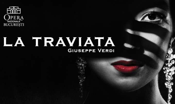 """""""La Traviata"""" de pe scena Operei Naționale București, iunie 2018"""