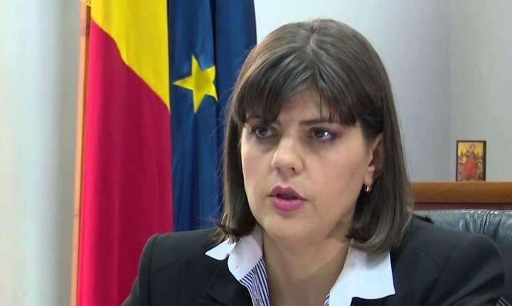 Laura Codruţa Kövesi