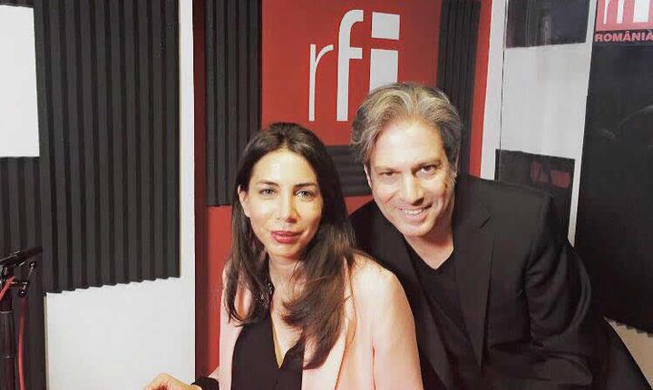 Laura Chiriac și Nicolas Don