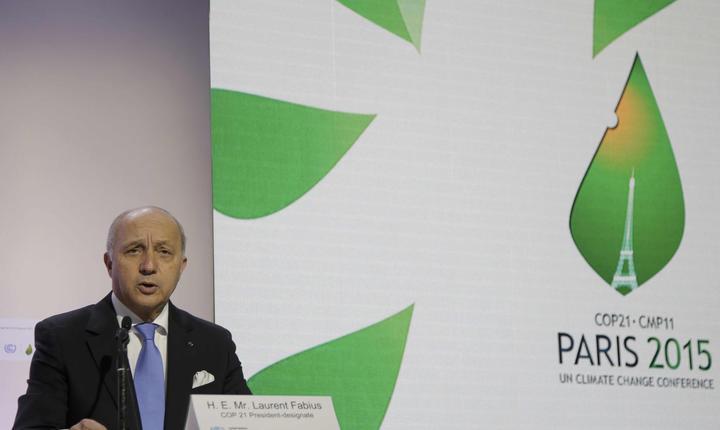 """""""Lucrurile merg în direcția bună"""", a mai precizat Laurent Fabius, ministrul francez de externe și președintele COP21"""