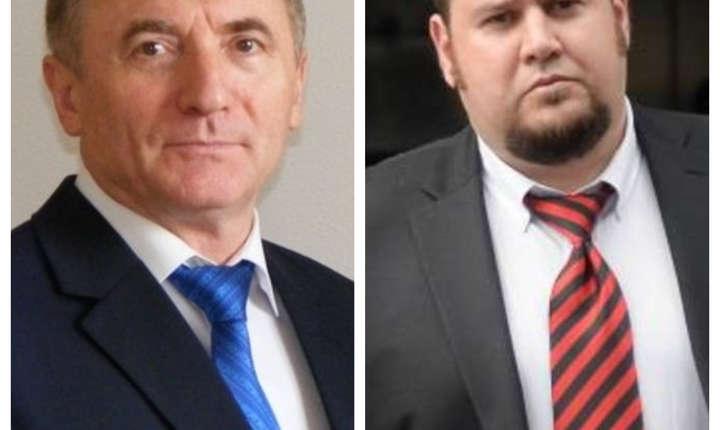 Augustin Lazăr și Daniel Horodniceanu