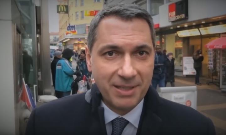 Intr-un film video postat pe internet, Janos Lazar, numàrul doi al guvernului maghiar, evocà imigratia si delincventa de la Viena