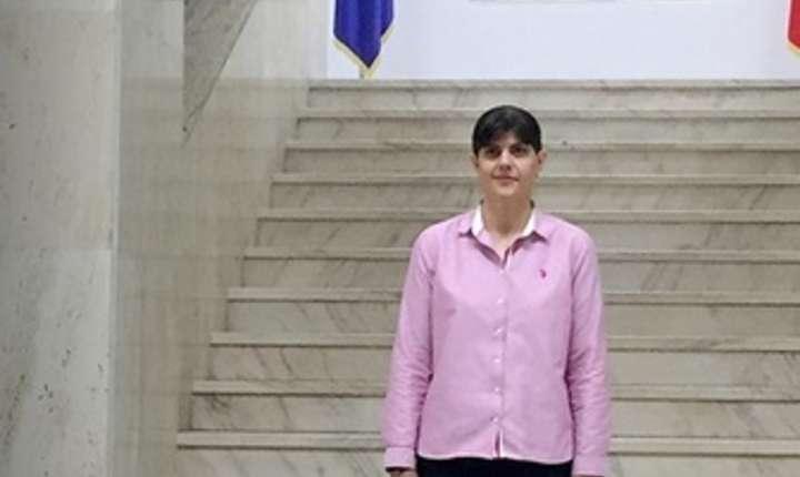 Laura Codruta Kövesi în reportajul difuzat pe canalul de televiziune franco-german Arte