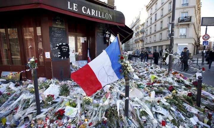 Le Carillon, în arondismentul X din Paris, este unul dintre barurile vizate de teroristi în atentatele din 13 noiembrie 2015.