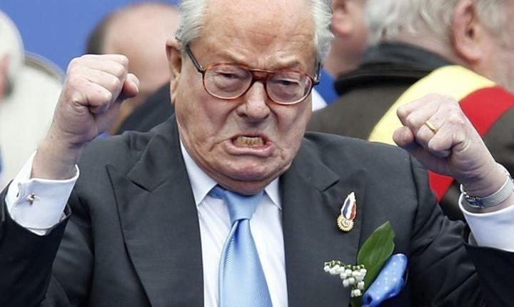 Jean-Marie Le Pen, fondatorul partidului extremist de dreapta Frontul national, este bànuit cà a folosit paradisuri fiscale ca sà-si ascundà bunurile