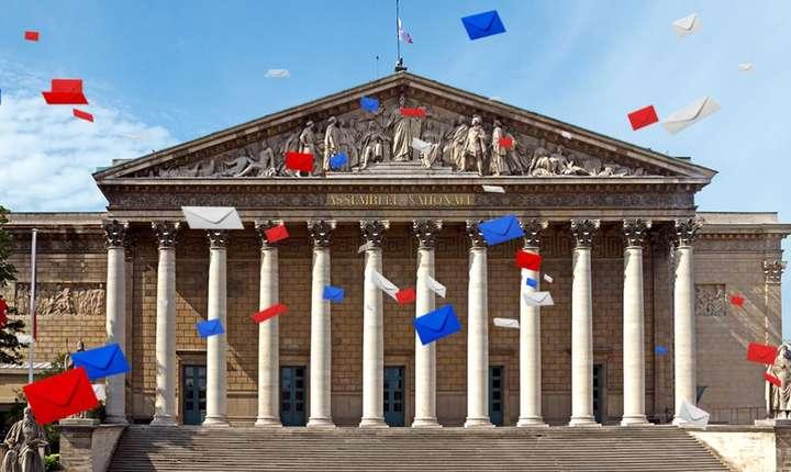 Francezii îsi aleg noii deputati pe 11 si 18 iunie 2017