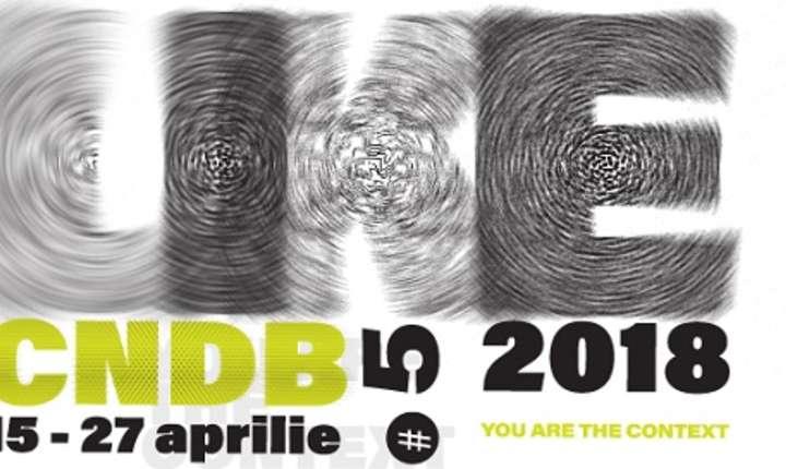 Afiș Festival Like CNDB 2018