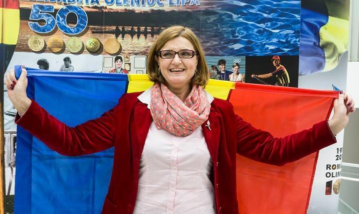 Ministrul Tineretului și Sportului, Elisabeta Lipă, fostă multiplă campioană olimpică la canotaj, este unul din cei mai apreciați sportivi români