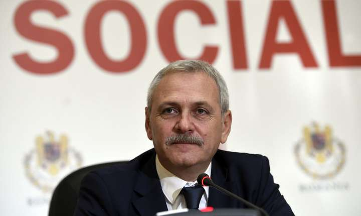 Liviu Dragnea ia în calcul abrogarea OUG privind Codul Penal (Sursa foto: site PSD)