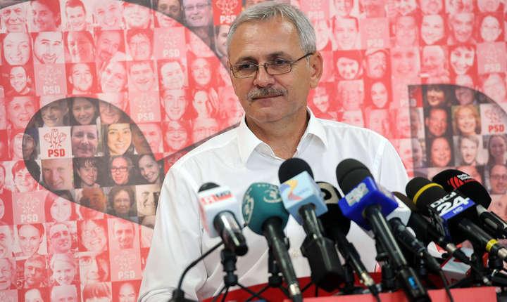 Liviu Dragnea, dezamăgit de rezultatul evaluării lui Kovesi şi Lazăr (Sursa foto: site PSD)