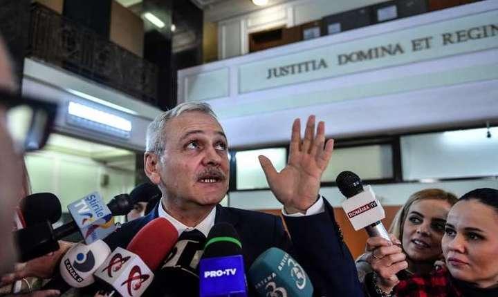 Liviu Dragnea, criticat de Adrian Ţuţuianu şi Marian Neacşu (Foto: AFP/Daniel Mihăilescu)