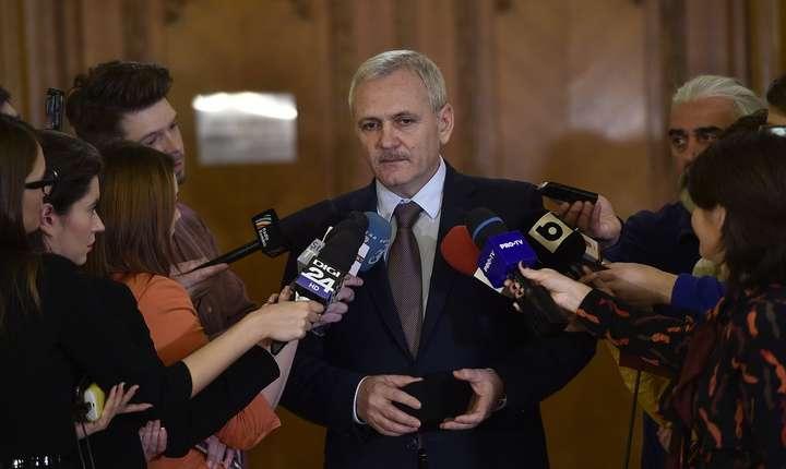 Liviu Dragnea vrea unirea cu Republica Moldova (Sursa foto: site PSD)