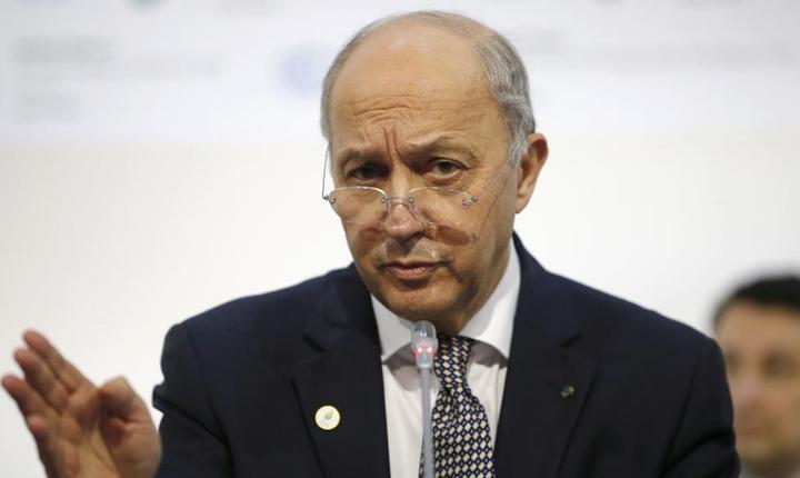 Laurent Fabius, ministrul francez de externe si presedintele conferintei COP 21