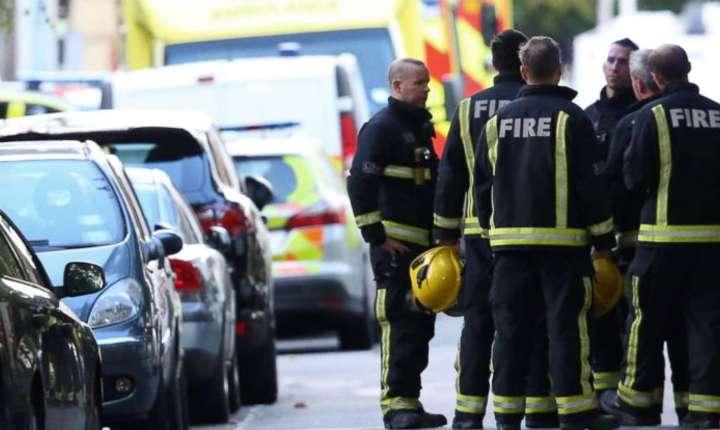 Atentat terorist la metroul din Londra